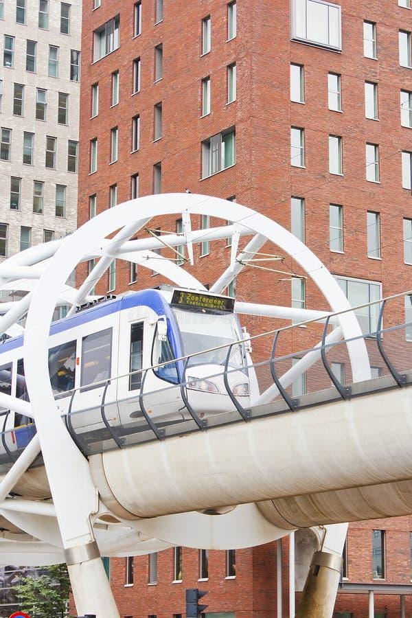 Tramway interurbain photos stock