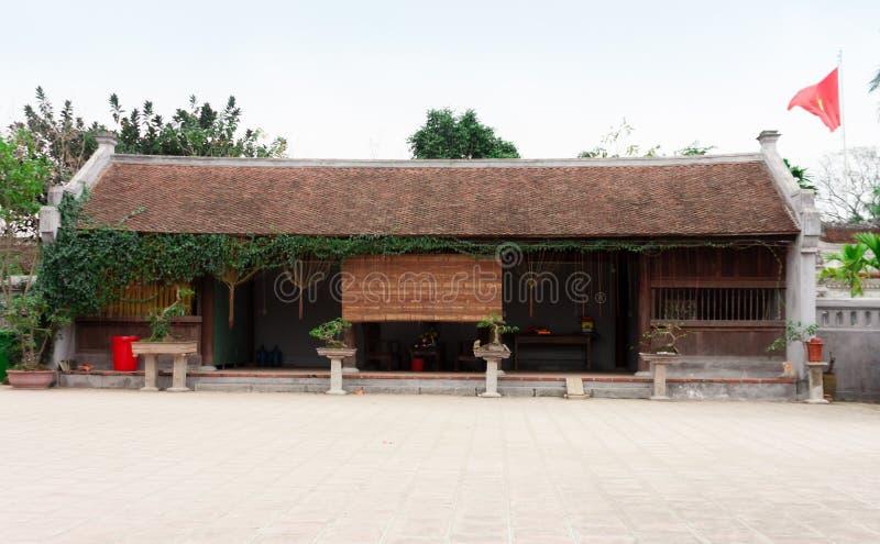 Tran świątynia fotografia stock