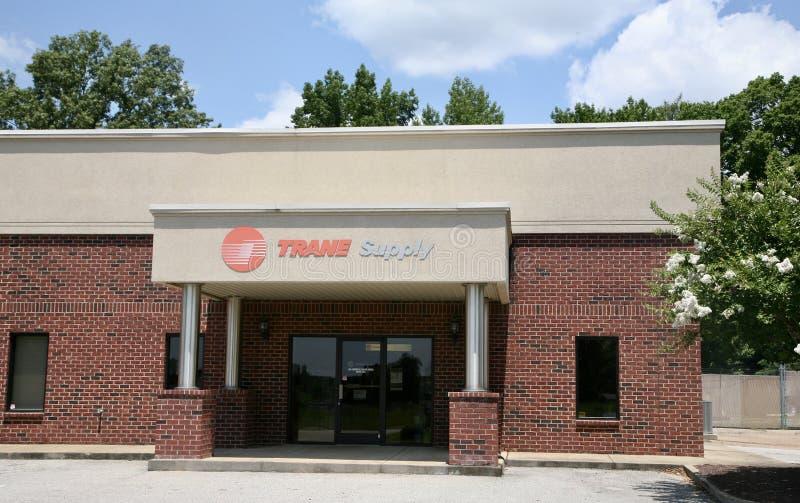 Trane Supply Company royalty-vrije stock afbeeldingen