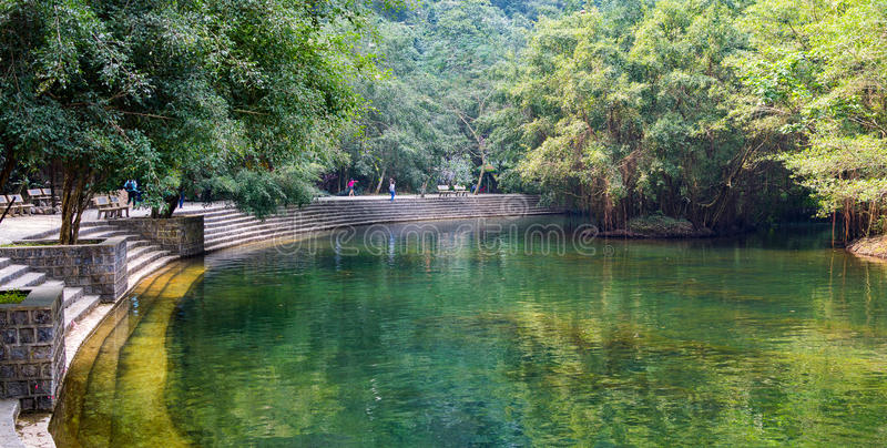 Trang, Tam Coc, Ninh Binh, Vietname fotos de stock royalty free