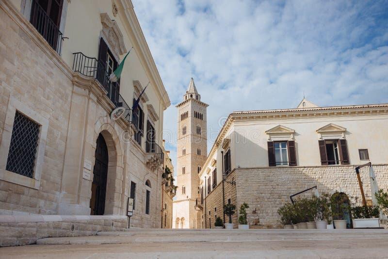 Trani, Apulia Itália imagem de stock royalty free