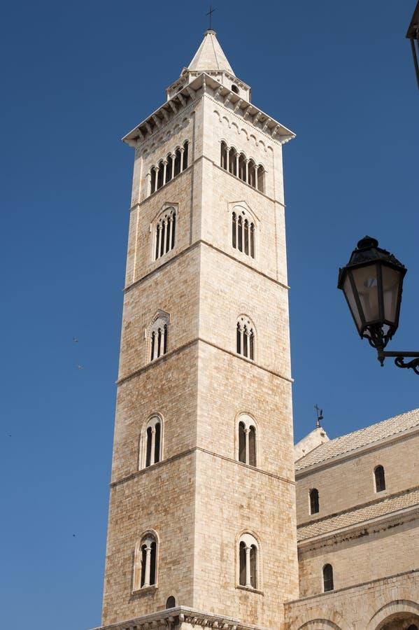 Trani (Apulia, Italy) - Medieval cathedral royalty free stock photo