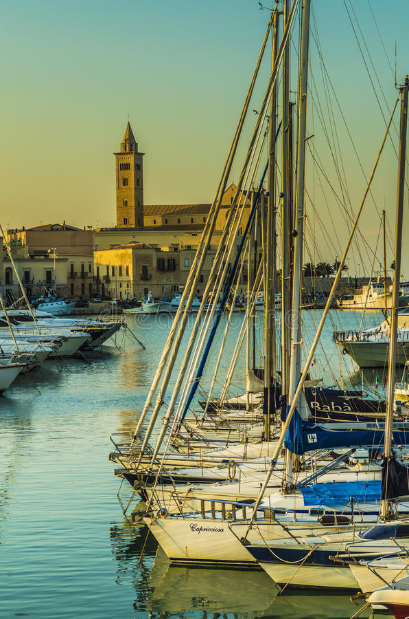 Free Trani, Cathedral Stock Image - 34897451