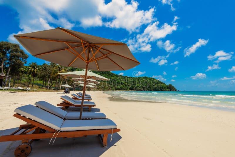 Tranquil Beach fotografia stock