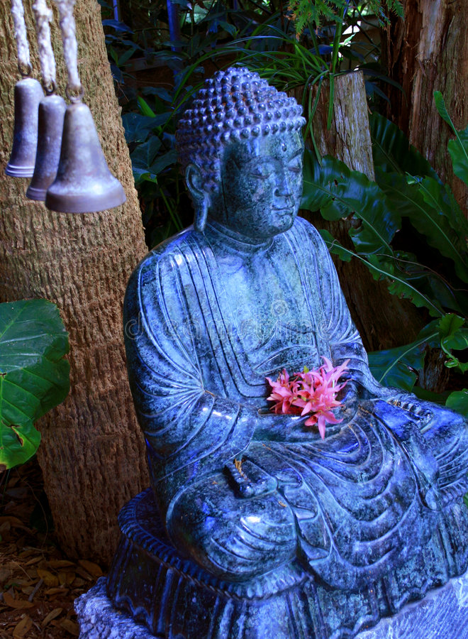 Download Tranquil Buddah stock photo. Image of asia, exotic, religion - 4547806