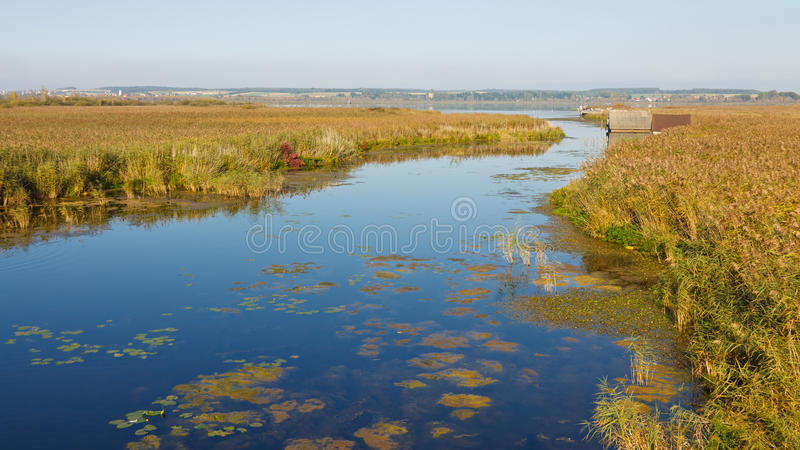 Download Tranquil Lake Surrounded By Reef Stock Photo - Image: 21559430