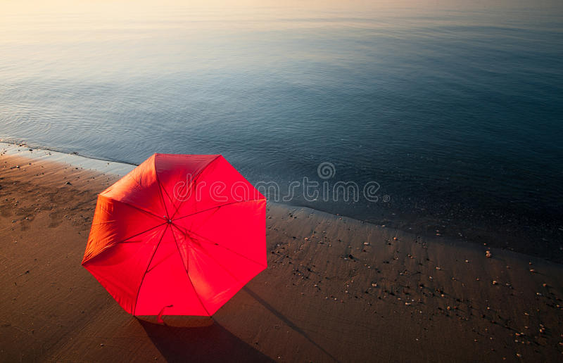 Download Tranquil morning seashore stock image. Image of dream - 29744723