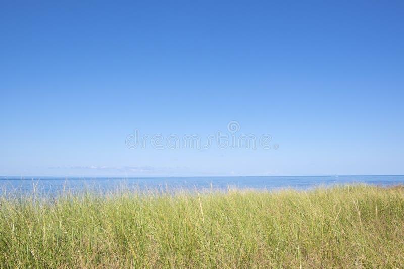 Tranquillità dal mare in principe Edward Island fotografia stock