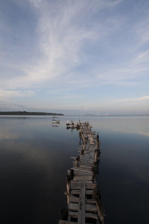 Tranquillità ed il pari fotografia stock