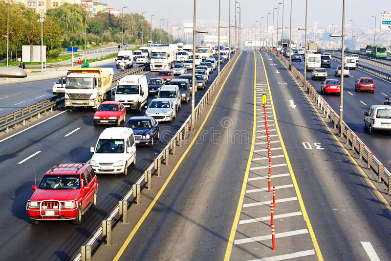 Download Trans-European Motorway editorial photo. Image of commute - 26012506