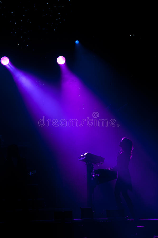 Trans-Siberian Orchestra royalty free stock photography