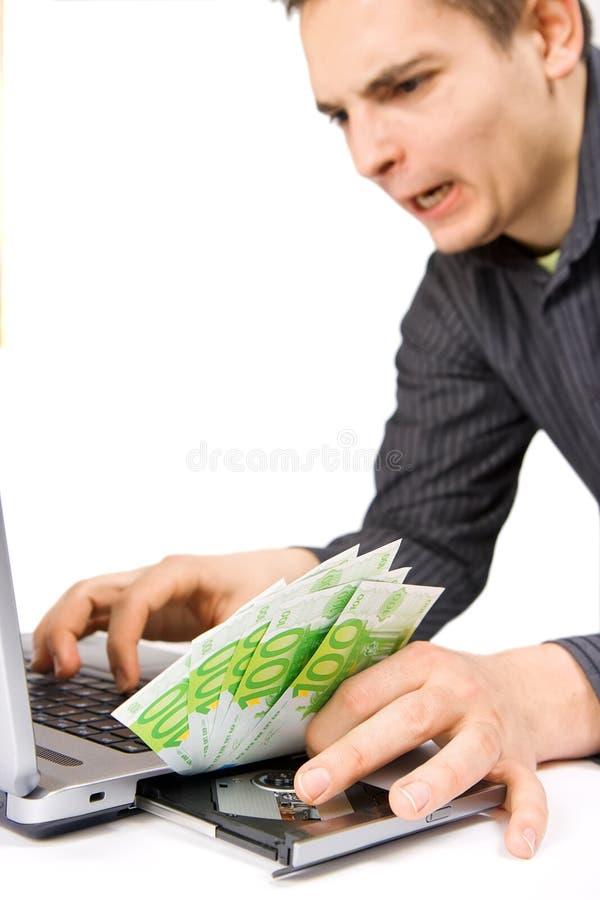 Transação foto de stock royalty free