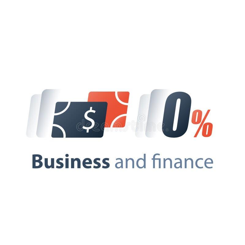 Transakci ochrona, wysyła pieniądze postu usługa, pieniężny przeniesienie, kredytowej karty zagadnienie, szybka gotówkowa pożyczk ilustracji