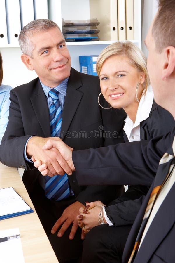 transakcja biznesowa zdjęcia royalty free