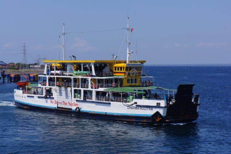 transbordador de la Inter-isla foto de archivo