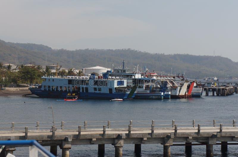 transbordador de la Inter-isla imágenes de archivo libres de regalías