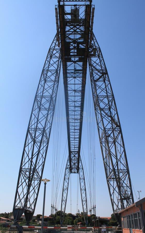 Transbordeur de Rochefort Pont (Франция) стоковое изображение