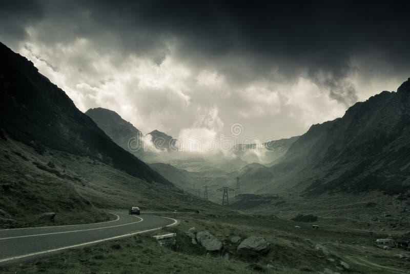 Download Transfagarasan stock image. Image of road, landscape - 22067773