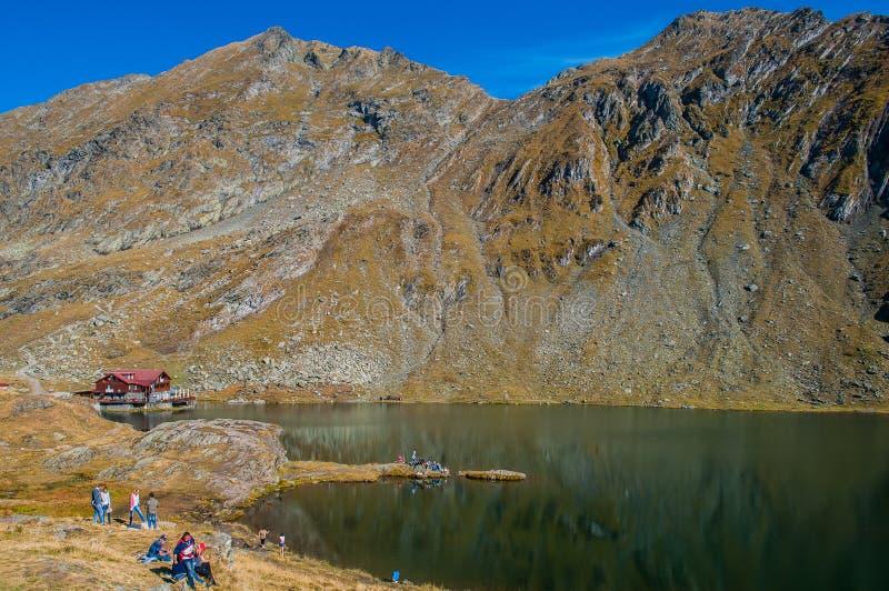 Transfagarasan, Balea jezioro - obrazy royalty free