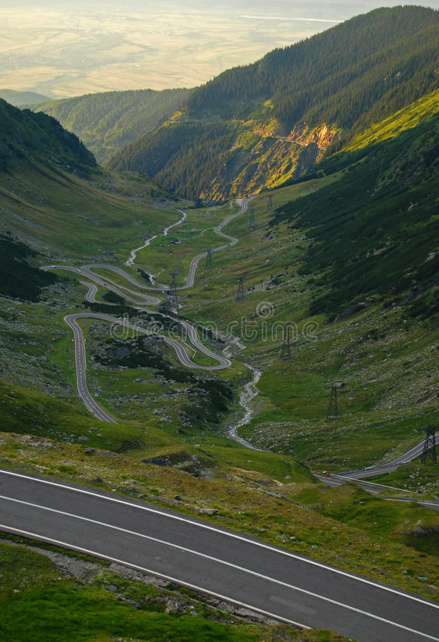 Download Transfagarasan road stock photo. Image of curves, climb - 11764566