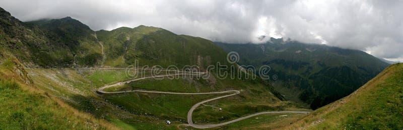 Download Transfagarasan road stock image. Image of image, scene - 15600067