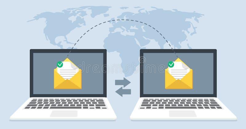 Transferência de arquivos, recuperação de arquivo, defragmentation ilustração royalty free