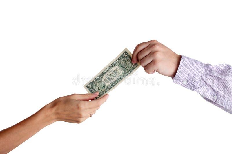 Transferência dos fundos fotografia de stock royalty free