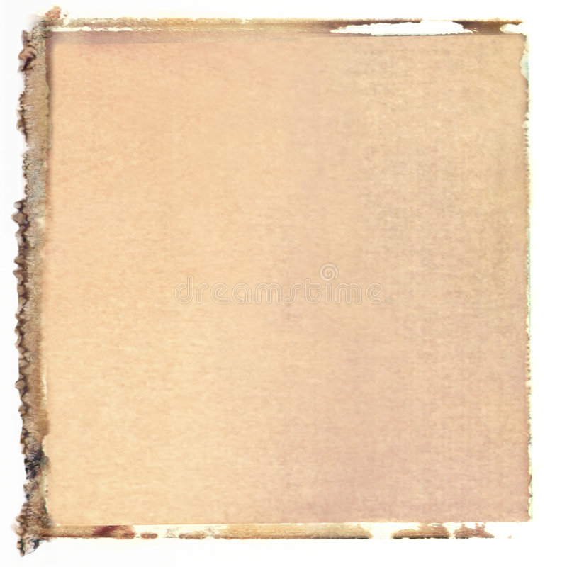 Transferência quadrada do polaroid imagens de stock