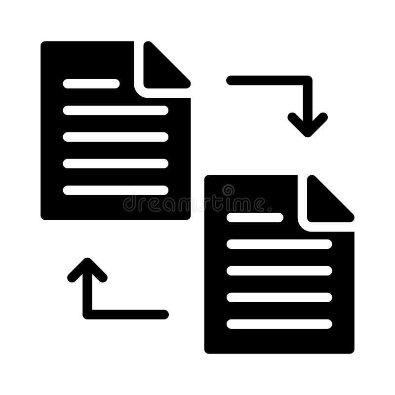 Flat Minimal Icon Stock Vector