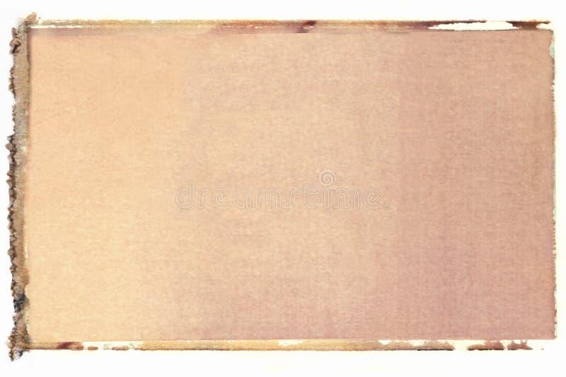 transferencia polaroid de 35m m imagenes de archivo