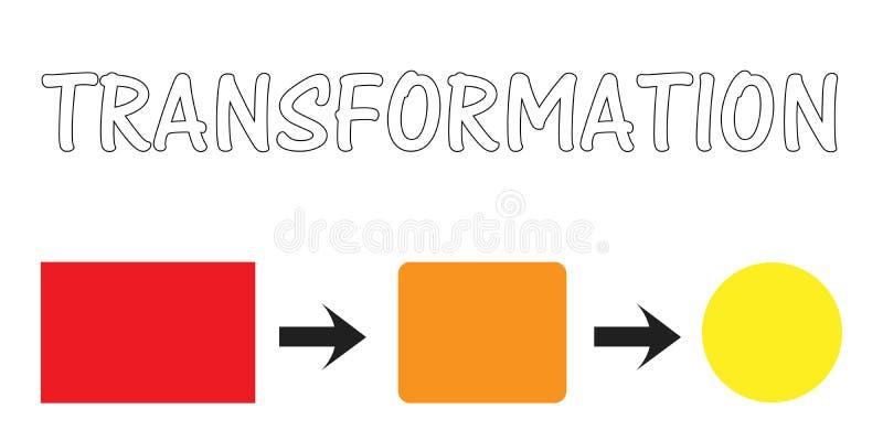transformacja royalty ilustracja