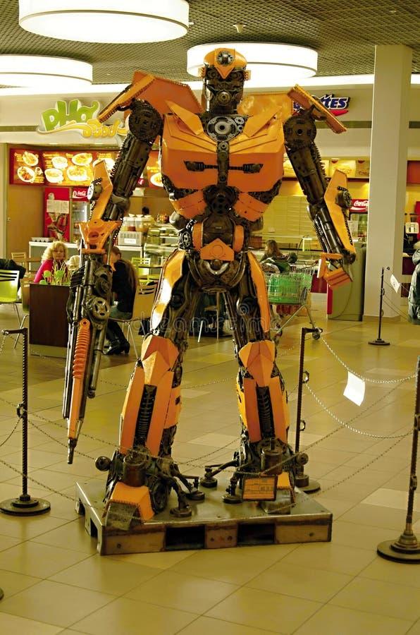 Download Transformateur photo éditorial. Image du robot, transformateurs - 56488756