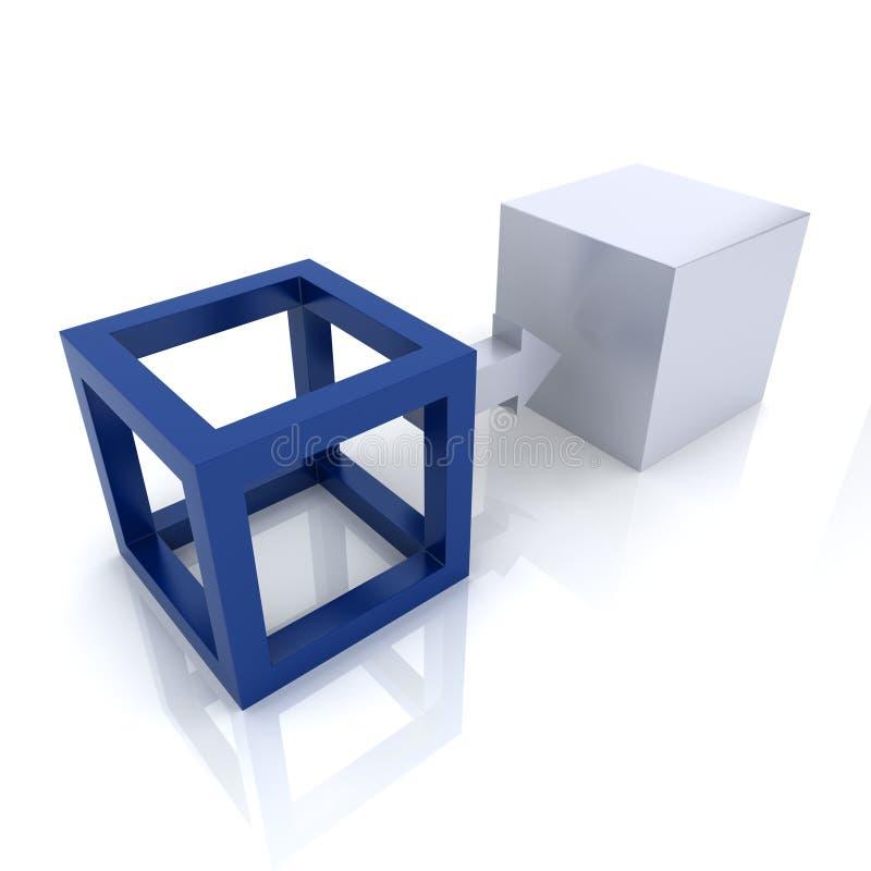Transformation Stock Image
