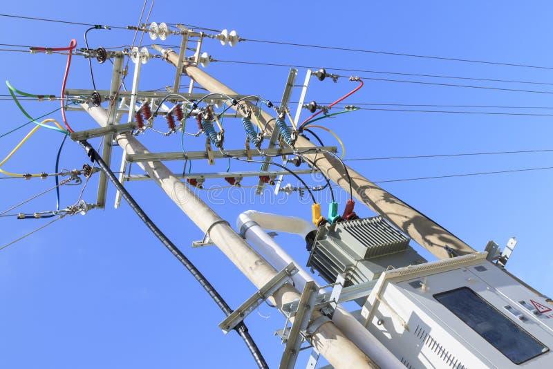 Transformer substation