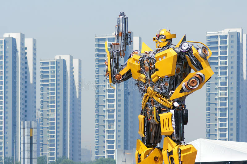 Transformers stock photography