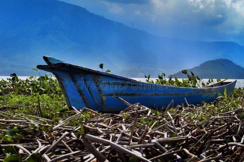 Transfortasi traditionella Batak arkivfoton