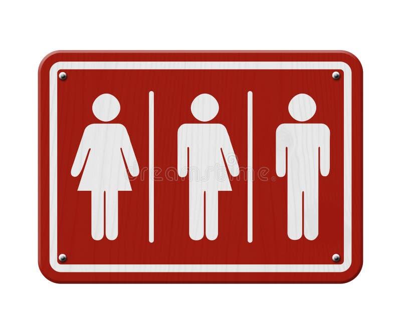 Transgender-Zeichen stockfoto