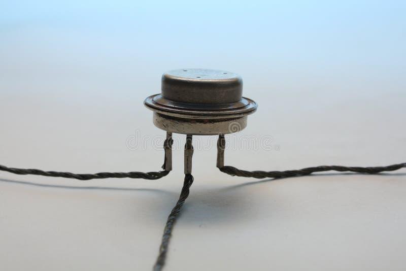 Transistor lizenzfreies stockfoto