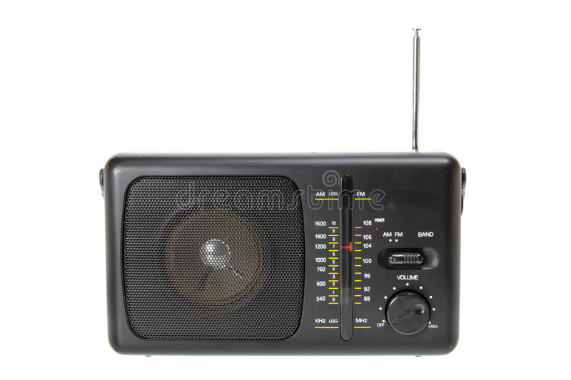 Download Transistor Radio stock photo. Image of listen, leisure - 25807448