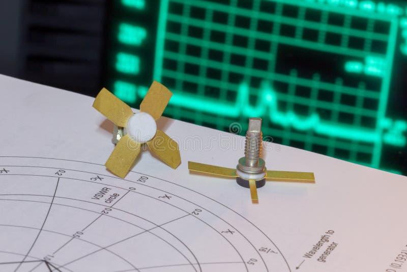 transistors royalty-vrije stock foto's
