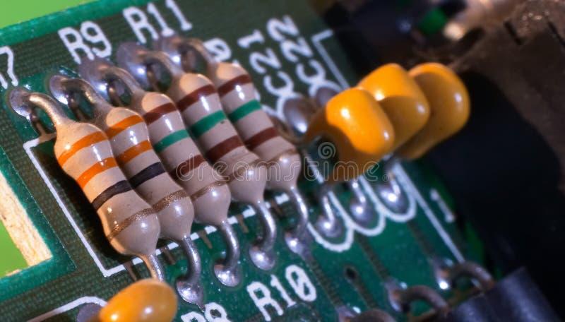 Transistors3 Images stock