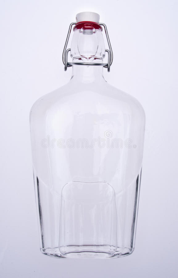 Download Translucent Liquid Filled Bottle Stock Photo - Image: 14743412