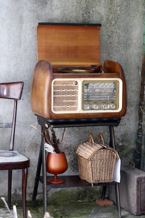 Transmettez par radio la plaque tournante photographie stock libre de droits