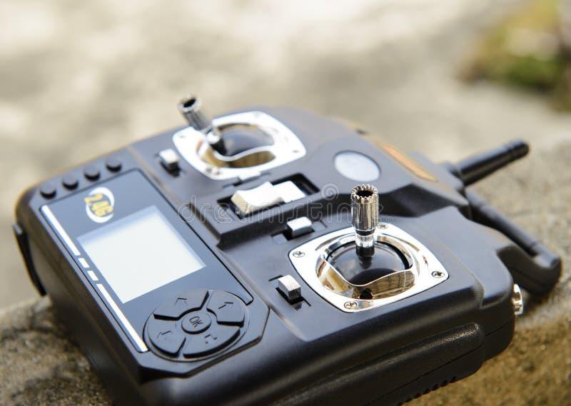 Transmisor del control de radio imágenes de archivo libres de regalías