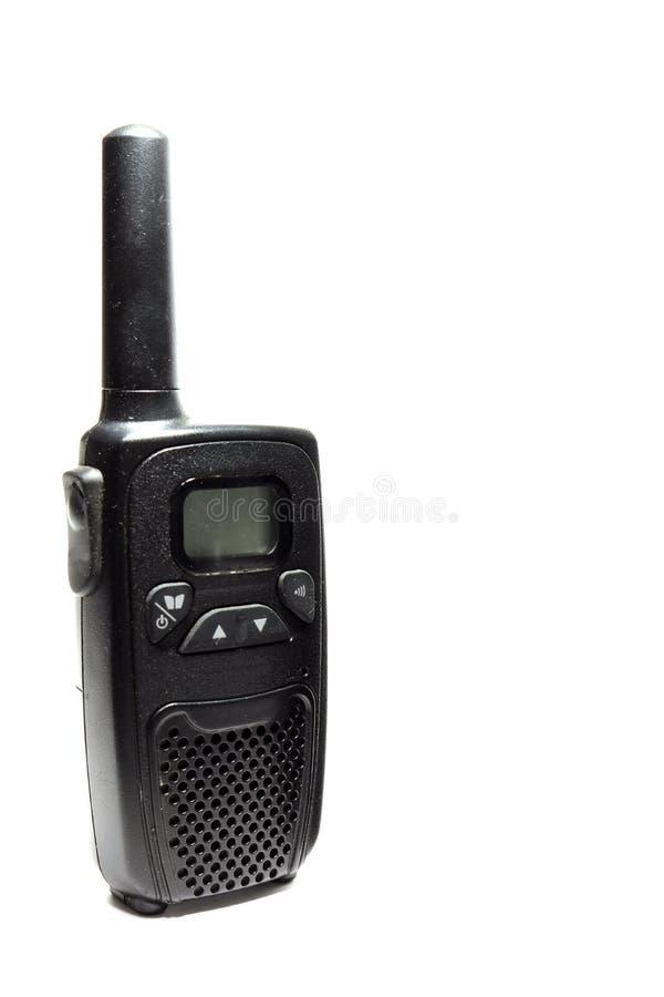 Transmisor-receptor del PDA Walkietalkie fotos de archivo