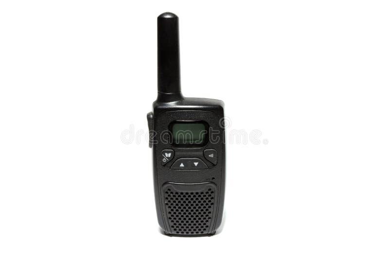 Transmisor-receptor del PDA Walkietalkie imagenes de archivo