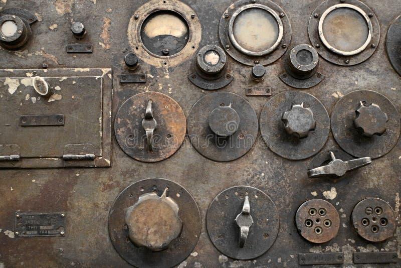 Transmisor-receptor militar imagen de archivo libre de regalías