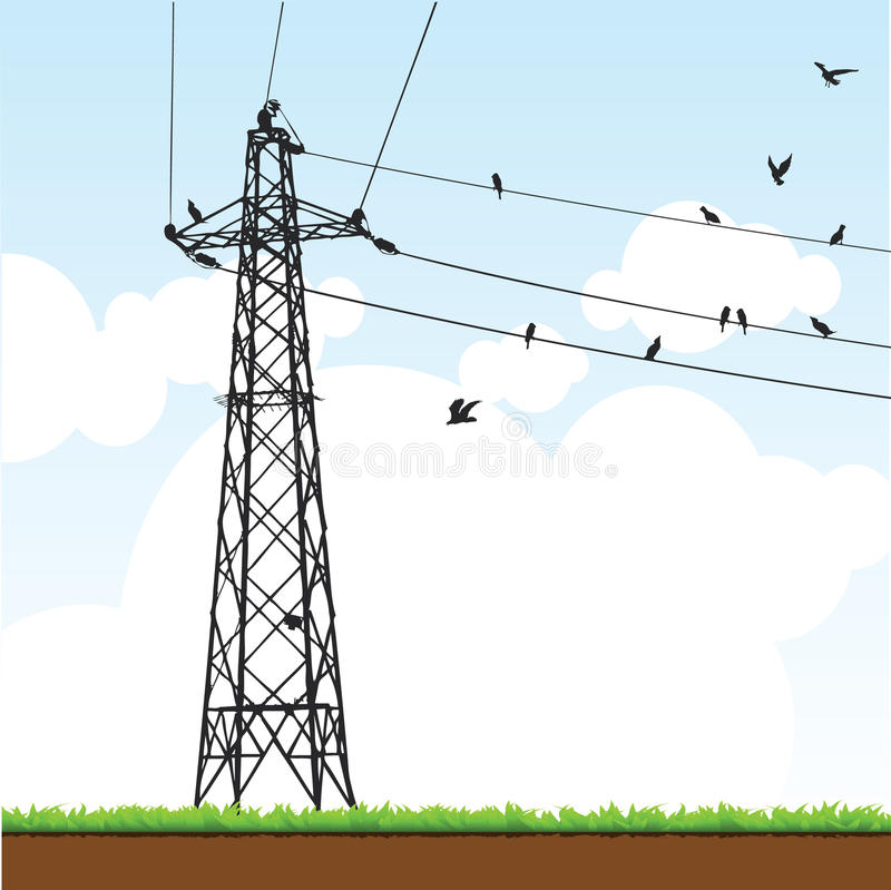 Download Transmission Tower Royalty Free Stock Photo - Image: 20529285