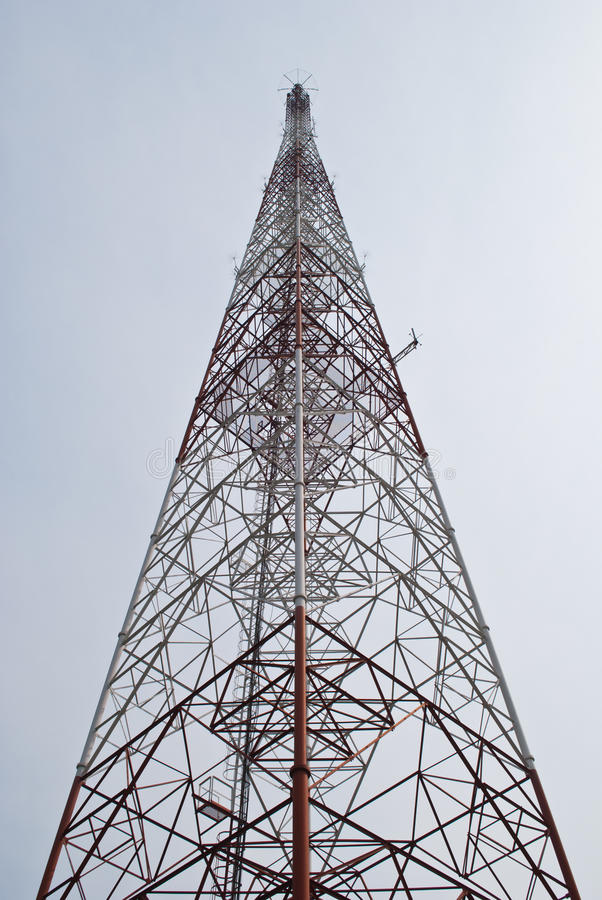 Download Transmission Towers Royalty Free Stock Image - Image: 18050866