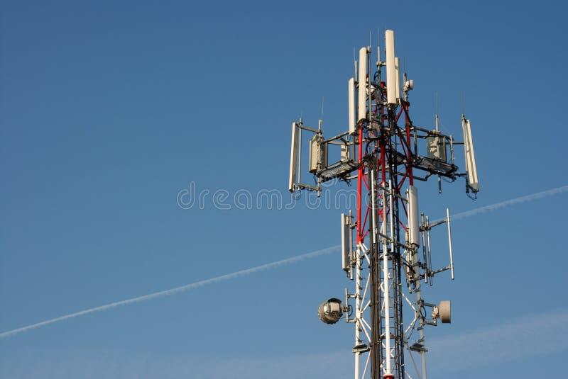 Transmitter royalty free stock image